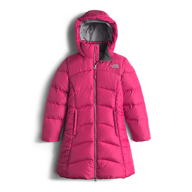 CHEAP NORTH FACE GIRLS' ELISA DOWN PARKA CABARET PINK ONLINE