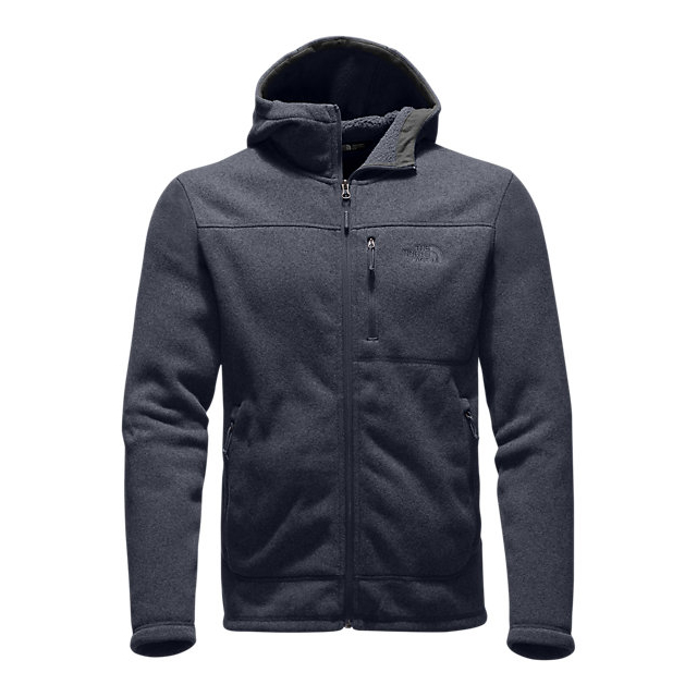 CHEAP NORTH FACE MEN'S GORDON LYONS HOODIE URBAN NAVY HEATHER ONLINE