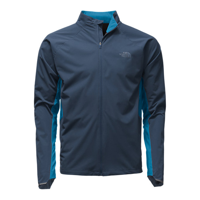 CHEAP NORTH FACE MEN'S ISOLITE JACKET SHADY BLUE/BANFF BLUE ONLINE