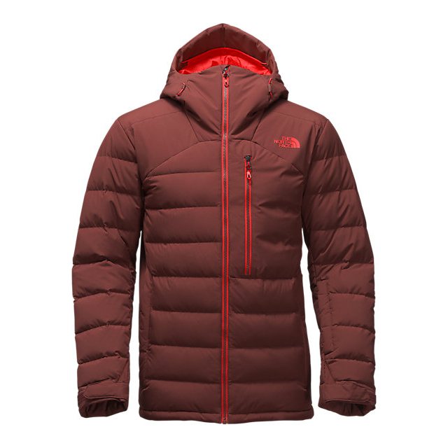 CHEAP NORTH FACE MEN'S COREFIRE DOWN JACKET HOT CHOCOLATE BROWN ONLINE