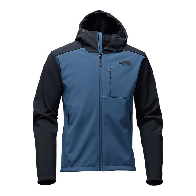 CHEAP NORTH FACE MEN'S APEX BIONIC 2 HOODIE SHADY BLUE/URBAN NAVY ONLINE