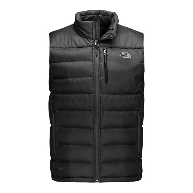 CHEAP NORTH FACE MEN'S ACONCAGUA VEST BLACK ONLINE