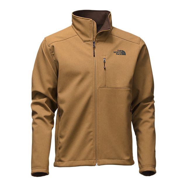 CHEAP NORTH FACE MEN'S APEX BIONIC 2 JACKET - UPDATED DESIGN DIJON BROWN HEATHER/DIJON BROWN HEATHER ONLINE