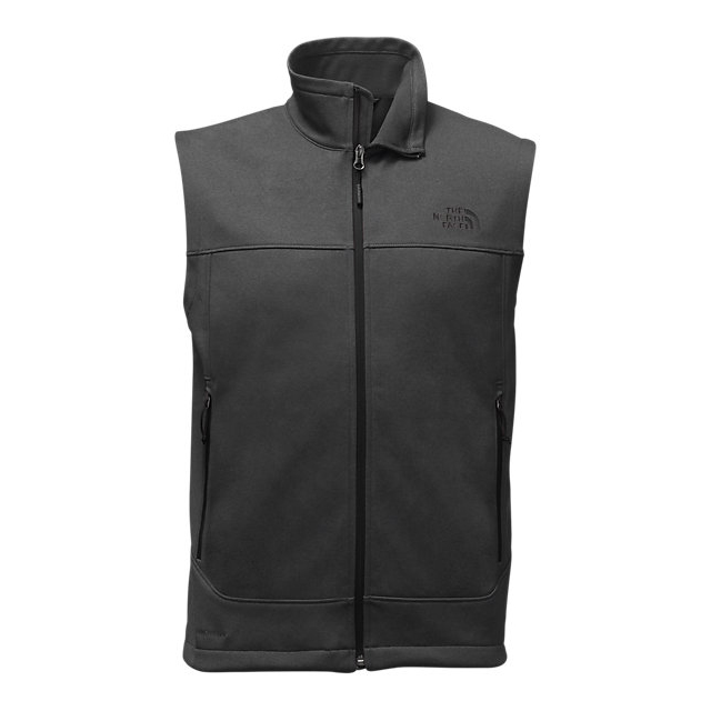CHEAP NORTH FACE MEN'S CANYONWALL VEST DARK GREY HEATHER/DARK GREY HEATHER ONLINE