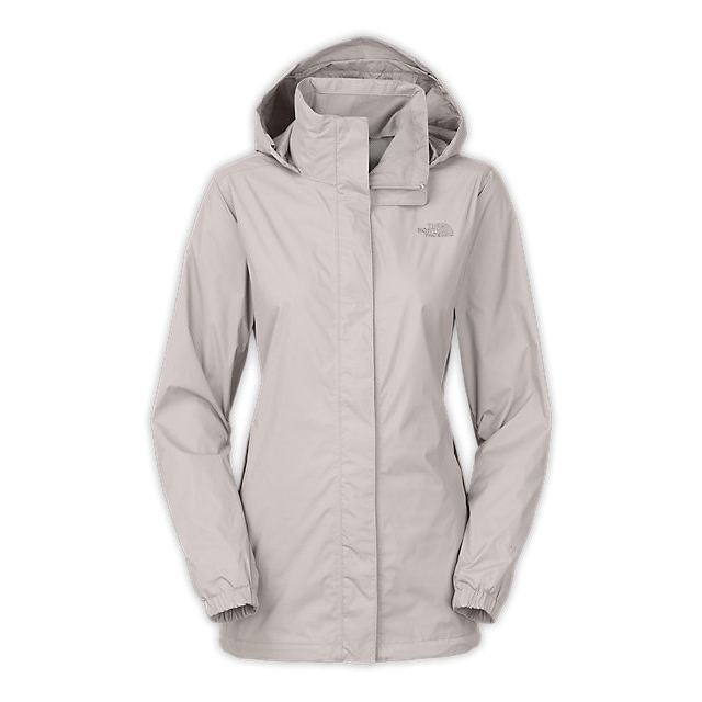 CHEAP NORTH FACE WOMEN'S RESOLVE PARKA ASHES OF ROSES GREY ONLINE
