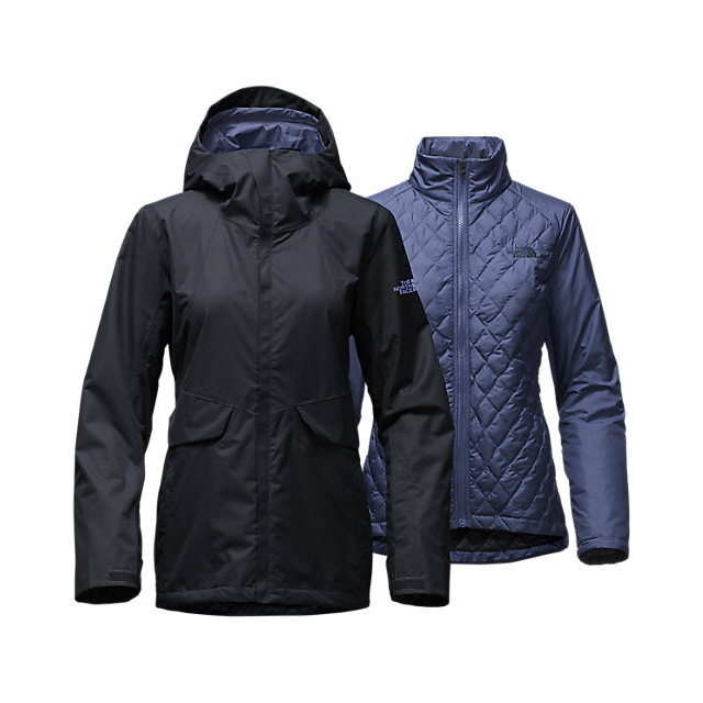 CHEAP NORTH FACE WOMEN'S INITIATOR THERMOBALL TRICLIMATE JACKET URBAN NAVY ONLINE