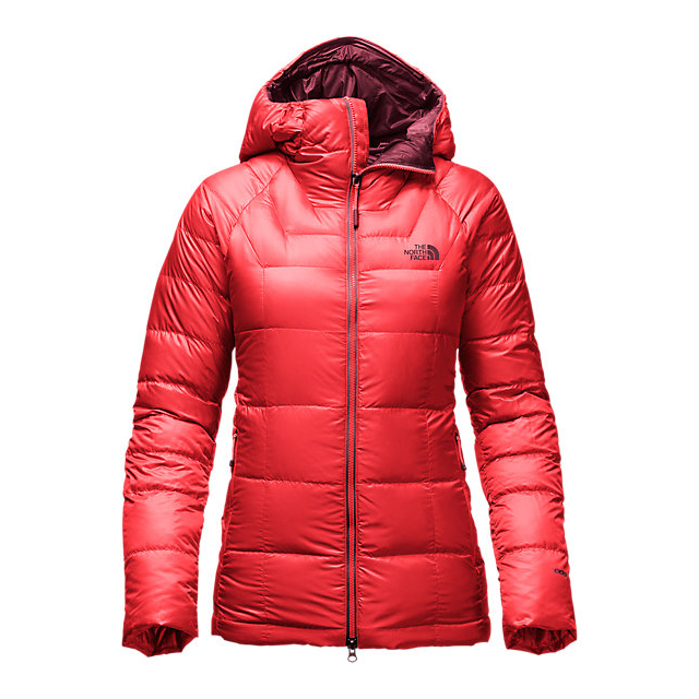 CHEAP NORTH FACE WOMEN'S IMMACULATOR PARKA HIGH RISK RED ONLINE