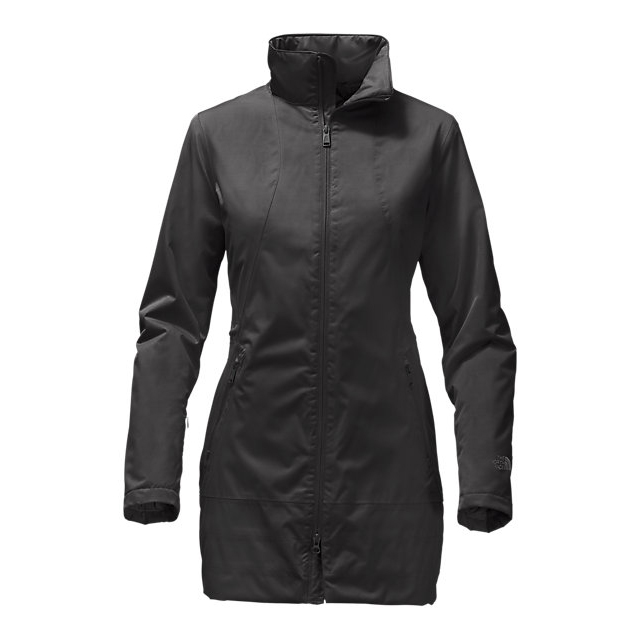 CHEAP NORTH FACE WOMEN'S INSULATED ANCHA PARKA BLACK ONLINE
