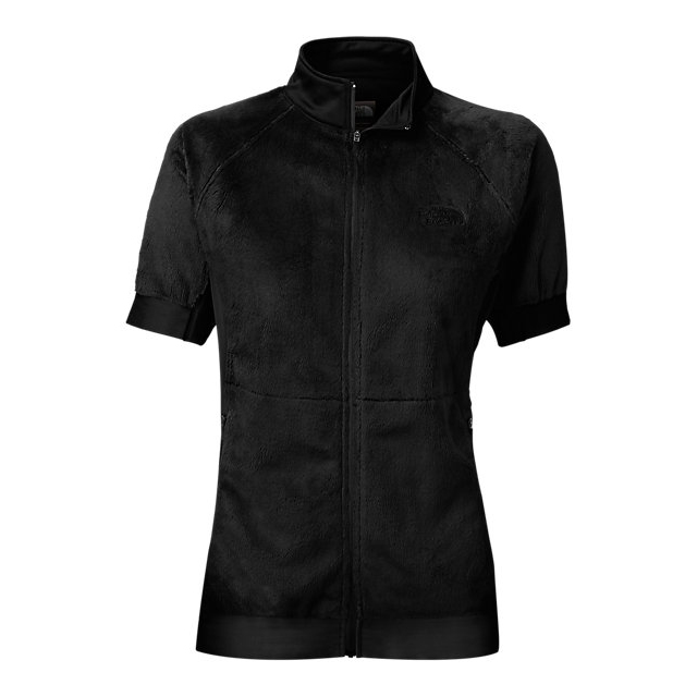 CHEAP NORTH FACE WOMEN'S URSA MINOR SHORT-SLEEVE JACKET BLACK ONLINE
