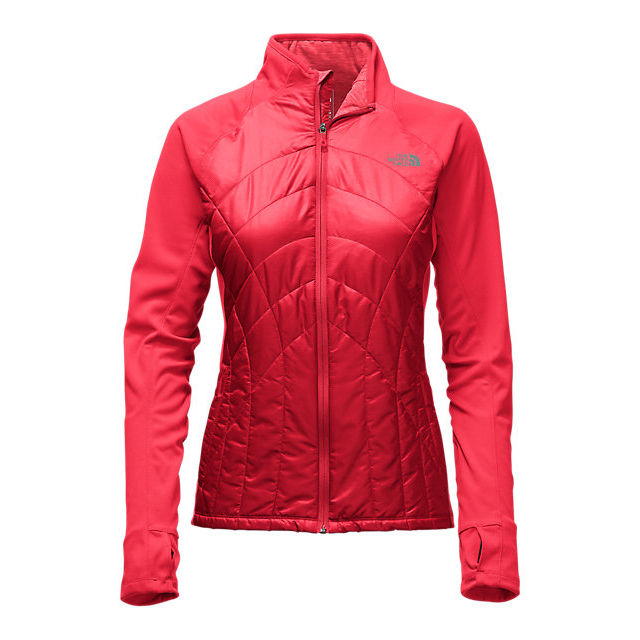 CHEAP NORTH FACE WOMEN'S ANIMAGI JACKET MELON RED ONLINE