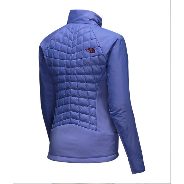 CHEAP NORTH FACE WOMEN\'S DESOLATION THERMOBALL  JACKET STELLAR BLUE ONLINE