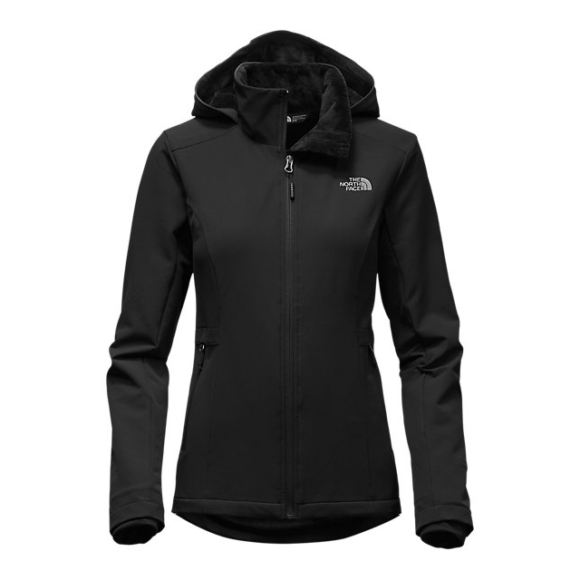 CHEAP NORTH FACE WOMEN'S SHELBE RASCHEL HOODIE BLACK ONLINE