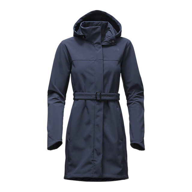 CHEAP NORTH FACE WOMEN\'S APEX BIONIC TRENCH URBAN NAVY ONLINE